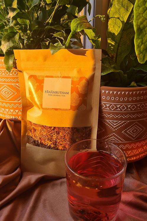 Ayurvedic Pink Tea - Panamrutham