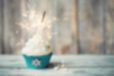 Sparkling Cupcake