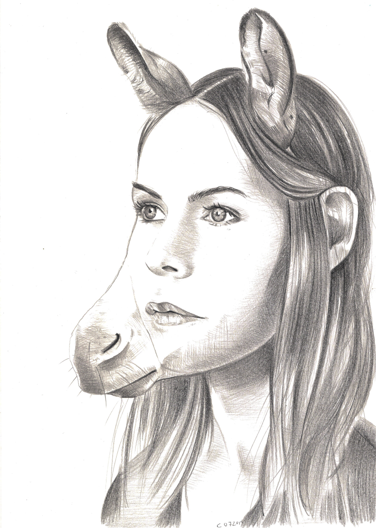 donkeygirl