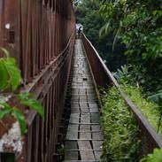 The Old Bridge, Luang Prabang, Laos