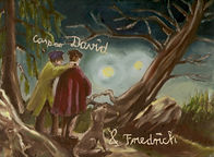 Caspar, David und Friedrich