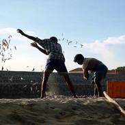 Mamallapuram - Ostküste von Indien