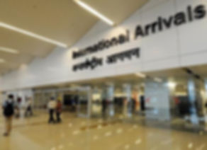 New Delhi Airport Pick up by Lemon Holidays