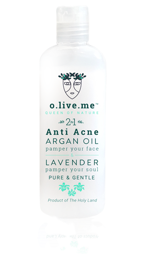 Anti Acne Argan Oil