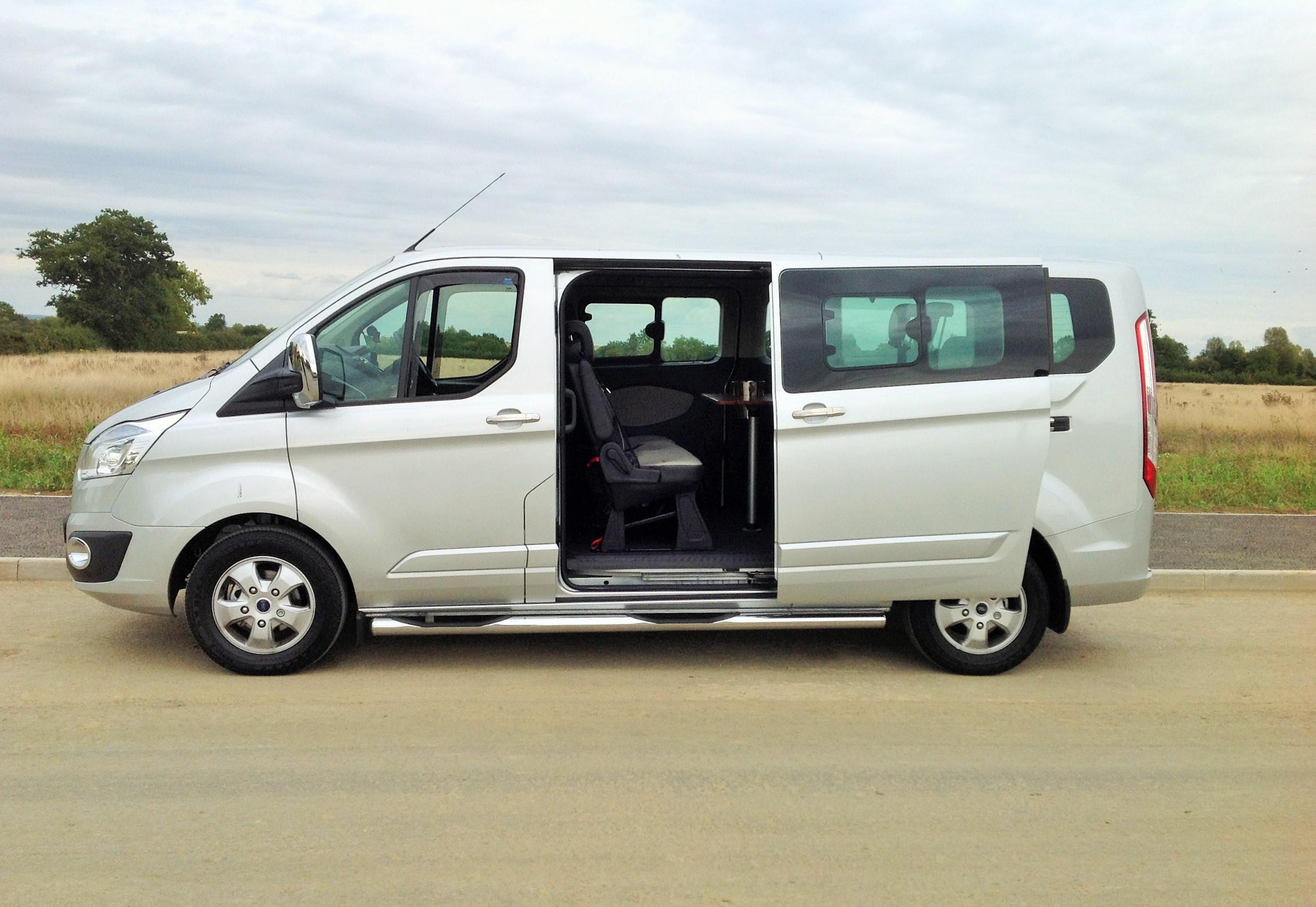 8 Passenger MPV