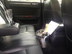 Chrysler 300C inside