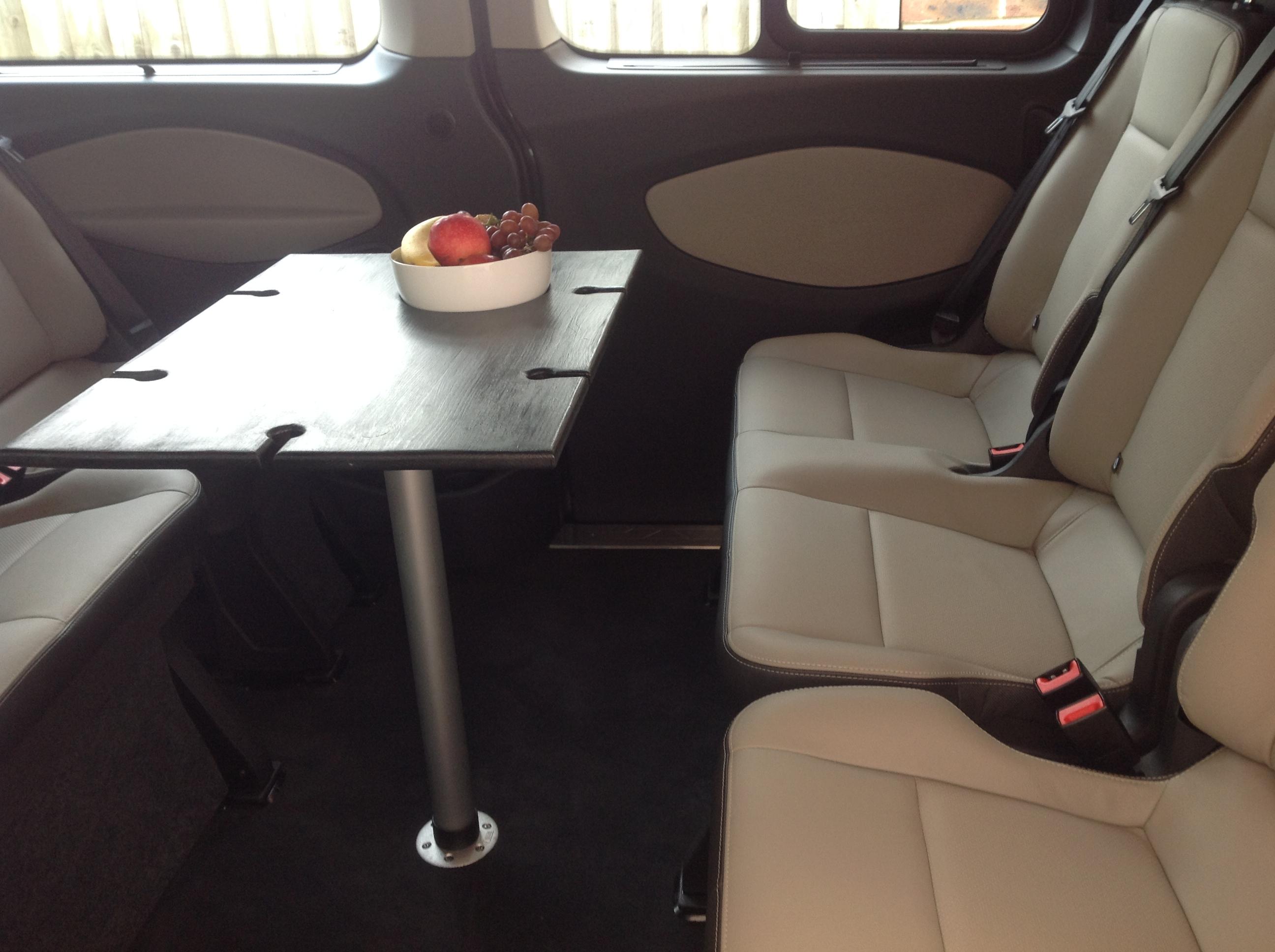 8 Passenger Custom Royale