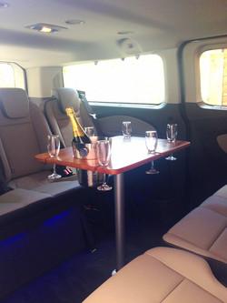 Custom Royale 8 passenger MPV