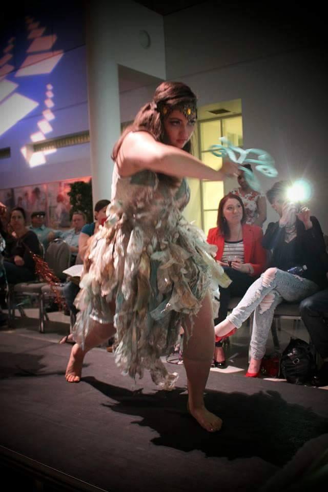 Wearable Arts Fashion Show