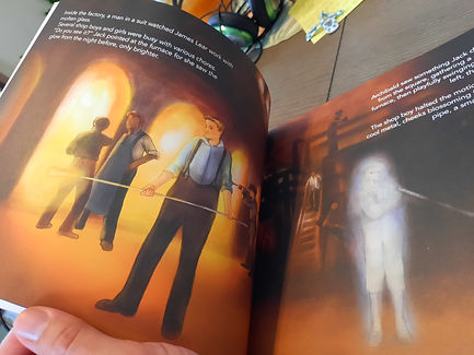 The Legend of the Gathers Picture Book Inside Spread 1 (2).jpg