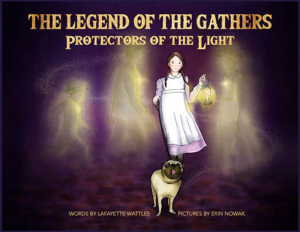 The Legend of The Gathers Picture Book With Illustrations - Cover Image.jpg