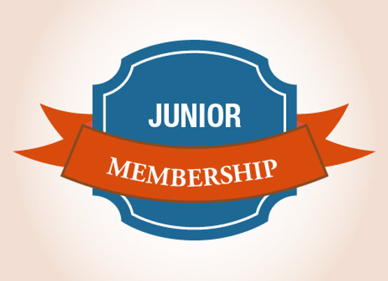 1 Year Junior Membership (under 18 yrs of age)