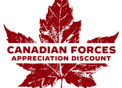 1 Year Military Discount Working Membership