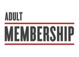 1 Year Adult Volunteer Membership