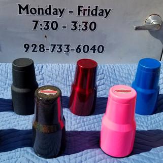 Custom Colored Cups