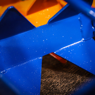 Blue with Rockstar Box Anchor