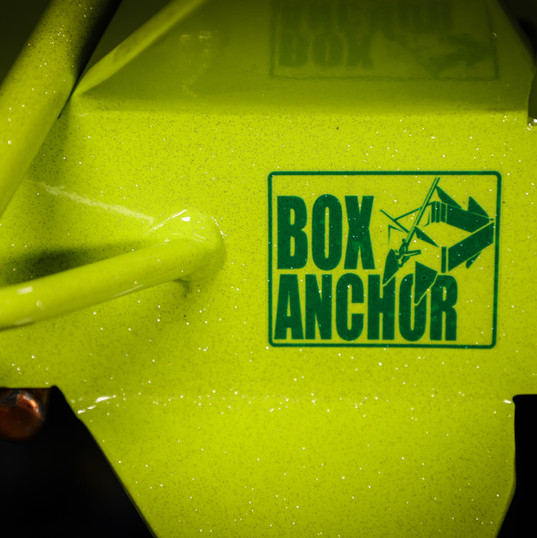 Manta Green w/ Rock Star Box Anchor
