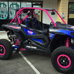 Just Money Pink Roll Cage
