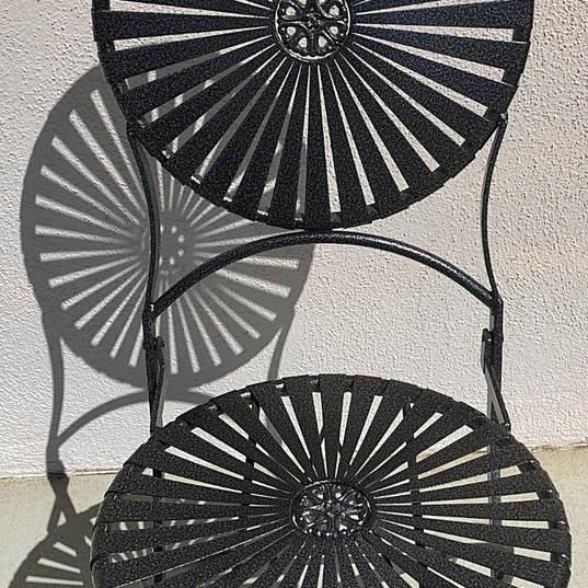 Silver Vein Chair