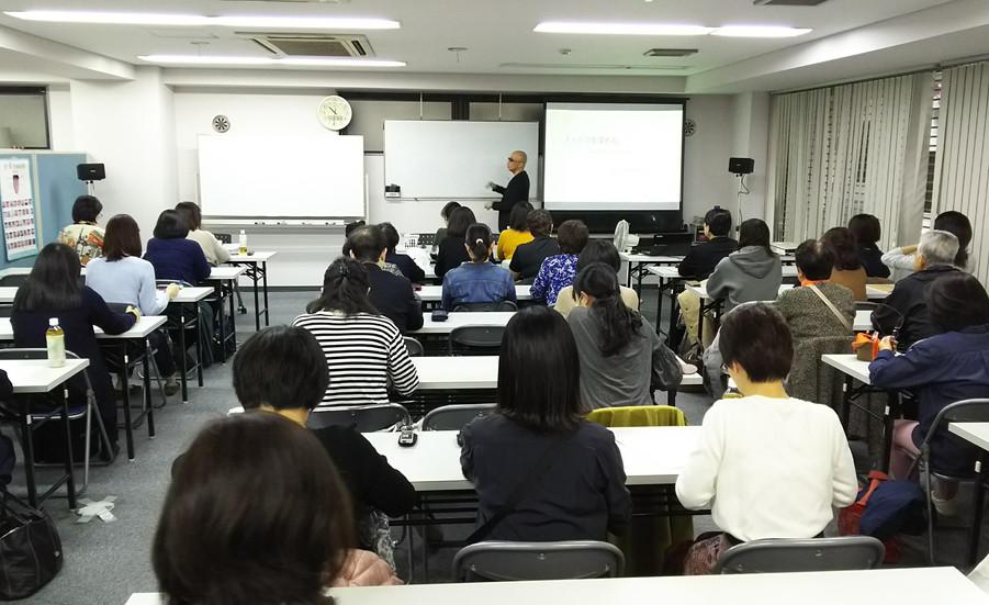 小金井先生の特別講演