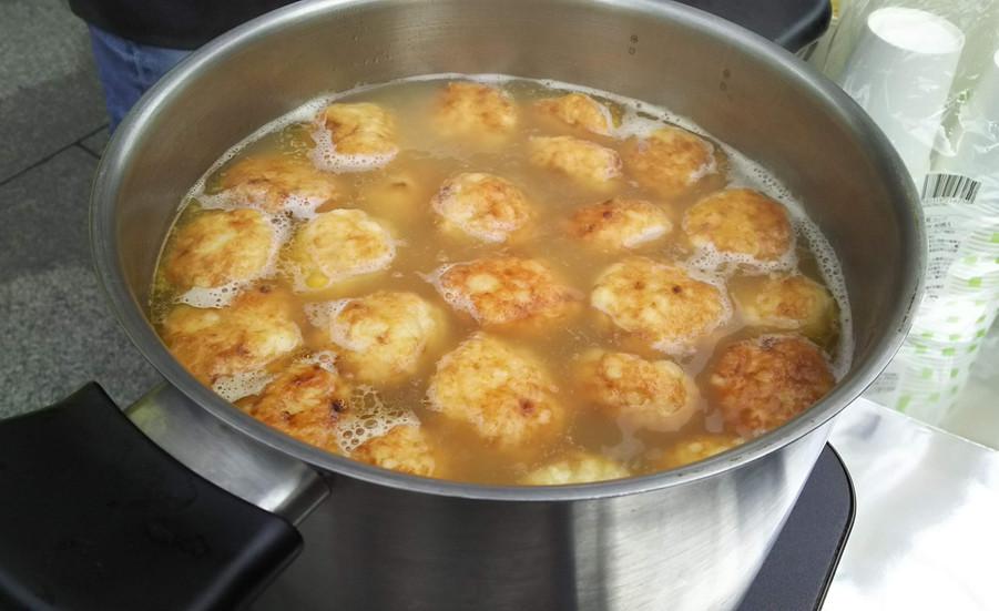 薬湯スープ