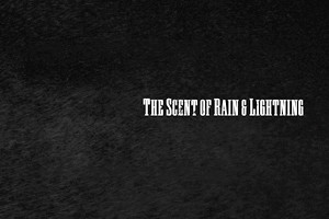 Scent Of Rain & Lightning