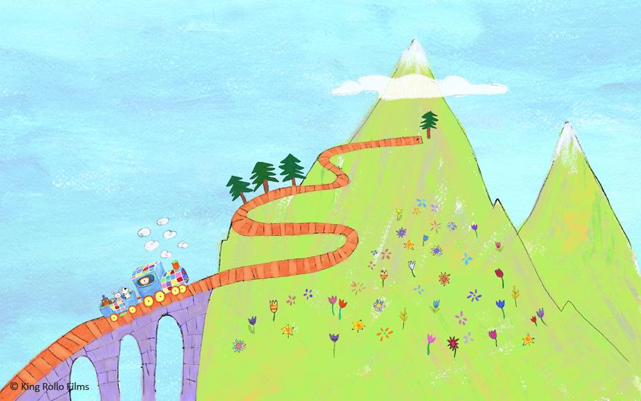 PoppyCat- Mountains