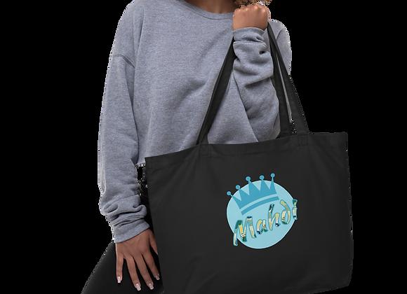 Mahdi Large organic tote bag