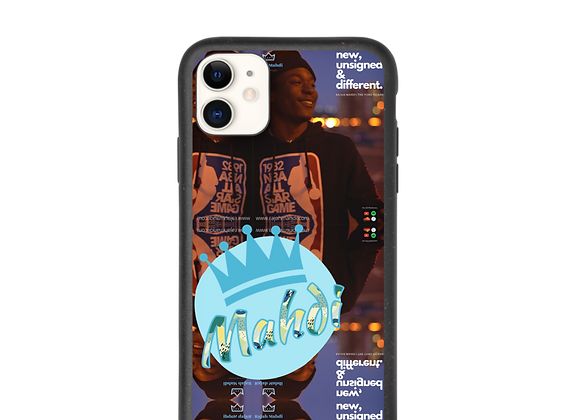 Mahdi is Unsigned Biodegradable Phone Case