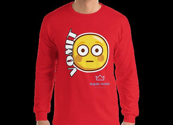 Vomit Men's Long Sleeve Shirt