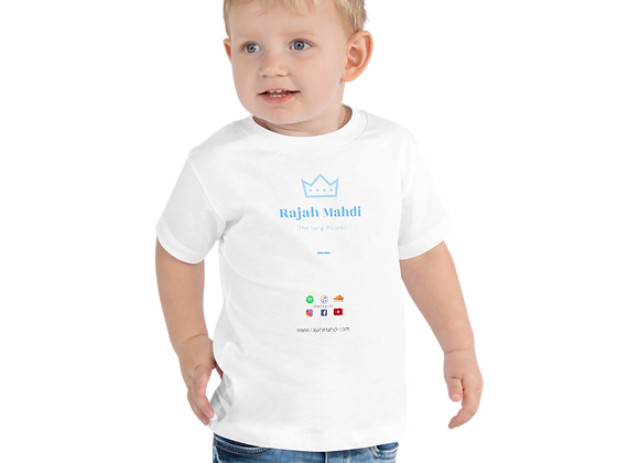 Rajah Mahdi Toddler Short Sleeve Tee