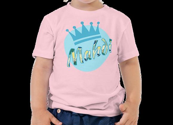 Mahdi Toddler Short Sleeve Tee