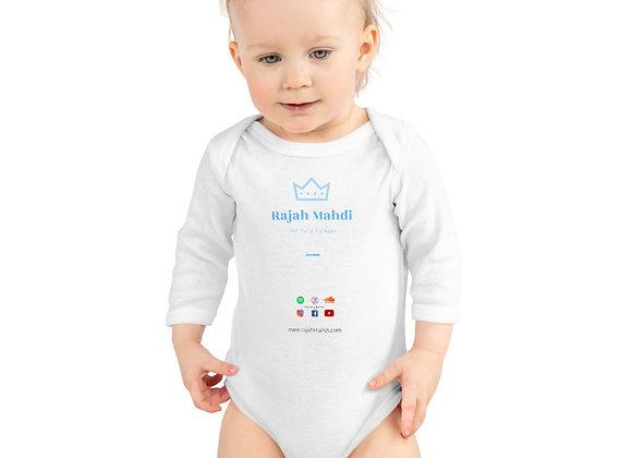 Rajah Mahdi Infant Long Sleeve Bodysuit