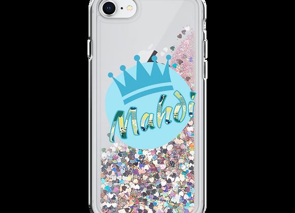 Mahdi Liquid Glitter Phone Case