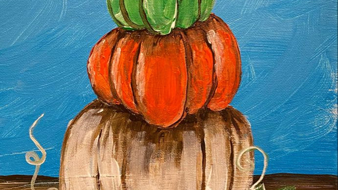 OCT 21 - LION'S CLUB CHARITY PAINT NIGHT