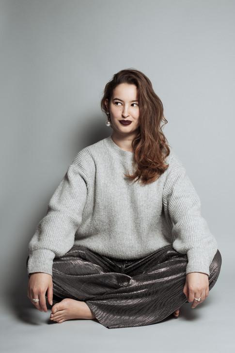Model Sedcard Copyright Kate Filipova