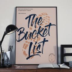 THE BUCKET LIST