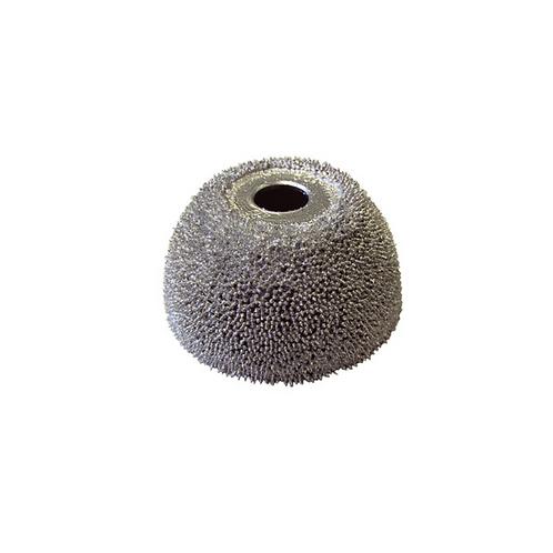 Srebrna brusna kupula  Ø 44 mm K36