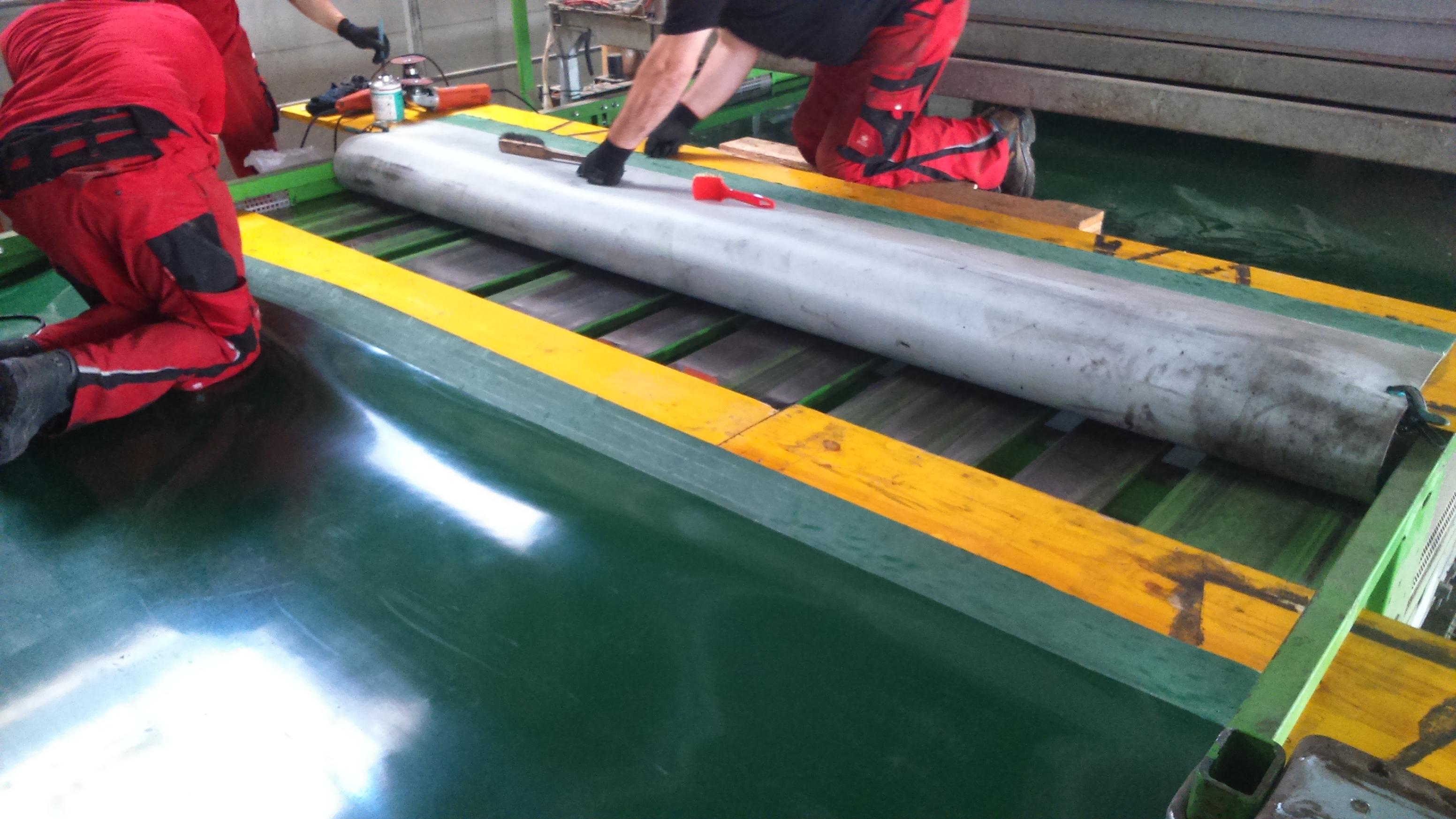Spajanje PVC traku