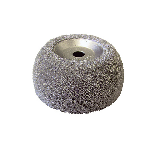 Srebrna brusna kupula  Ø 76 mm K36