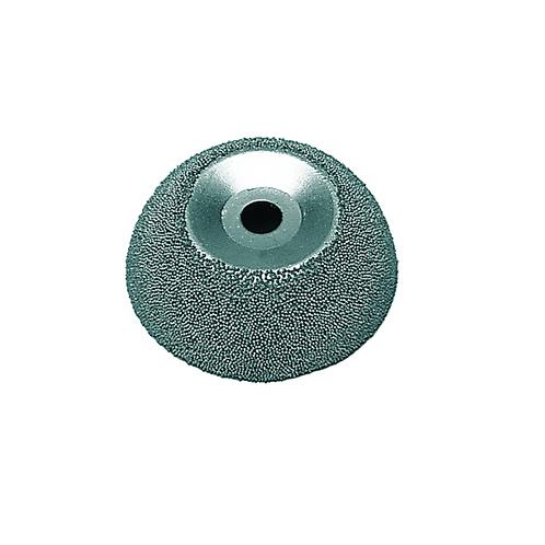 Srebrna brusna kupula  Ø 65 mm GRIT 230