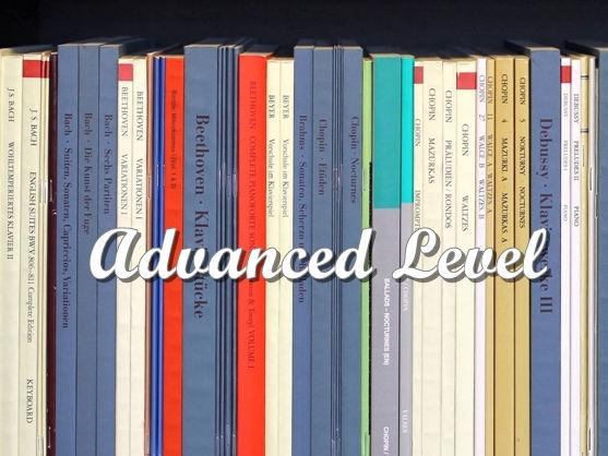 Piano - Advanced