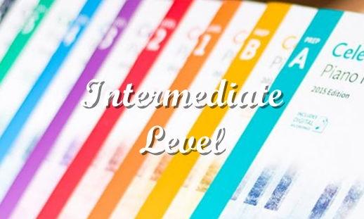 Piano - Intermediate
