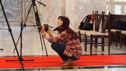 As a photographer
