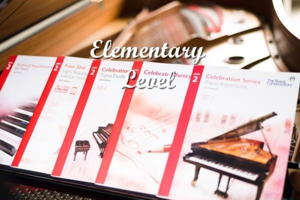 Piano - Elementary