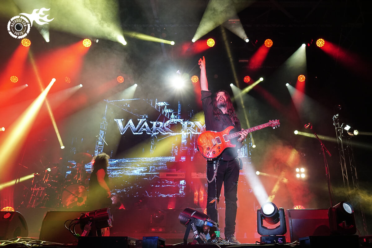 Warcry - Madrid -
