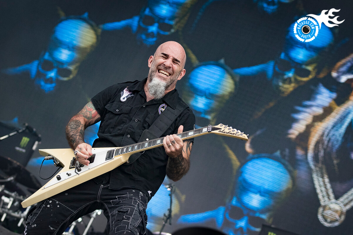 Anthrax - Hellfest -
