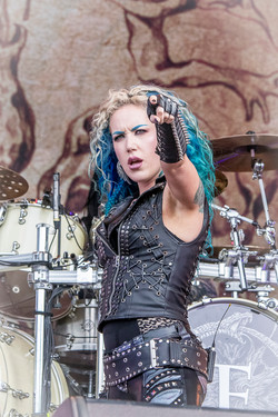 Arch Enemy - Hellfest -