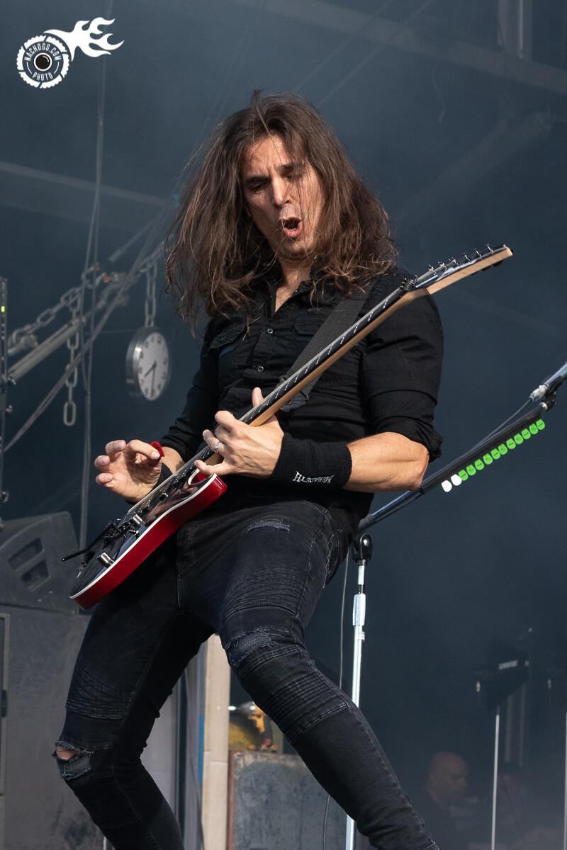 Megadeth - Francia -