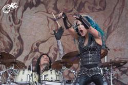 Arch Enemy - Hellfest -